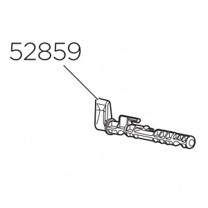 Thule Eccentric lever RideAlong Lite 52859