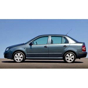 Příčníky Thule WingBar Škoda Fabia I Sedan 2001-2007 s pevnými body