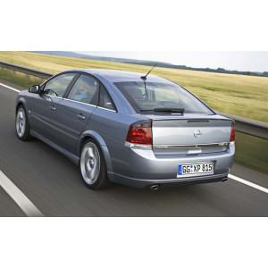 Příčníky Thule WingBar Black Opel Vectra C GTS Hatchback 2002-2008 s pevnými body