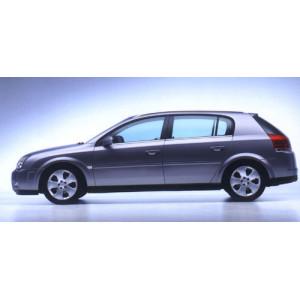 Příčníky Thule WingBar Black Opel Signum 2003-2008 s pevnými body