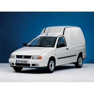 Příčníky Thule WingBar Edge Black VW Caddy 1997-2003 s pevnými body