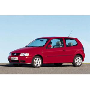 Příčníky Thule VW Polo 1995-2001 s pevnými body