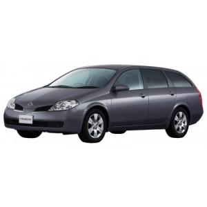 Příčníky Thule WingBar Nissan Primera Combi 2002-2007 s pevnými body