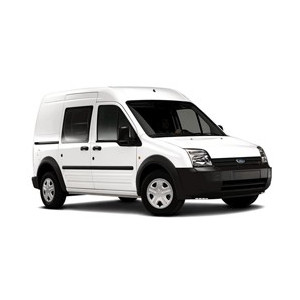 Příčníky Thule WingBar Black Ford Transit Connect 2003-2013 s pevnými body