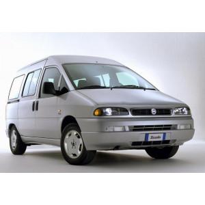 Příčníky Thule Fiat Scudo 1995-2006 s pevnými body