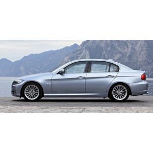 Příčníky Thule WingBar BMW 3 E90 Sedan 2005-2012 s pevnými body