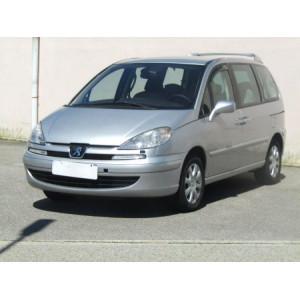 Příčníky Thule WingBar Peugeot 807 2002-2010 s T-profily