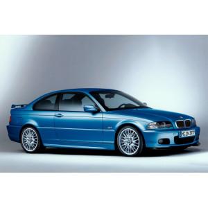 Příčníky Thule BMW 3 Coupé E46 1999-2005 s pevnými body