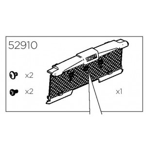 Thule Number Plate Holder 52910