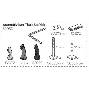 Thule Assembly Bag 52933