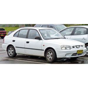 Příčníky Thule Hyundai Accent 5dv. Hatchback 2000-2005