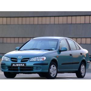 Příčníky Thule Nissan Almera 4dv. Sedan 2000-2006
