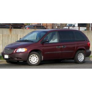 Příčníky Thule Chrysler Voyager 2001-2007