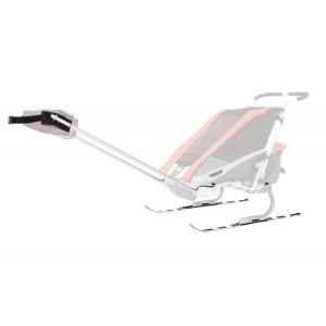 Lyžařský set Thule Chariot CX DISC, CGR, CHE, COR, CAP