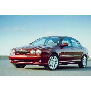 Příčníky Thule WingBar Black Jaguar XJ 2002-2008