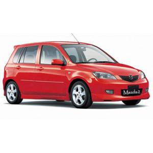 Příčníky Thule WingBar Mazda 5 2002-2007