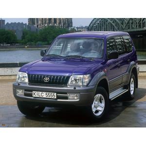 Příčníky Thule WingBar Black Toyota Land Cruiser 90 2002-2003