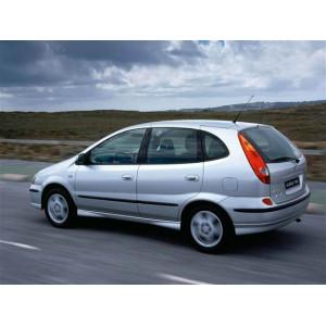 Příčníky Thule Nissan Almera Tino 2002-