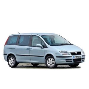 Příčníky Thule Fiat Ulysse 2003-2010