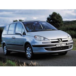 Příčníky Thule Peugeot 807 2003-2010