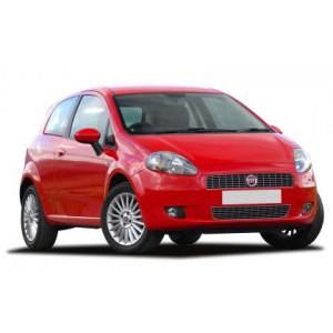 Příčníky Thule WingBar Fiat Grande Punto 2005-2015
