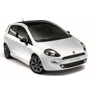 Příčníky Thule Fiat Punto 2012-
