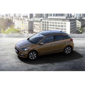 Příčníky Thule WingBar Hyundai i20 5dv. 2015- s prosklenou střechou