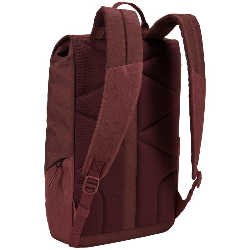 6068b3c796 Batoh Thule Lithos Backpack 16L TLBP113 Dark Burgundy - Obchod THULE cz