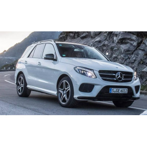 Příčníky Thule Mercedes-Benz GLE 2015- s podélníky