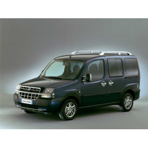 Příčníky Thule Fiat Doblo Malibu 2000-2009 s podélníky