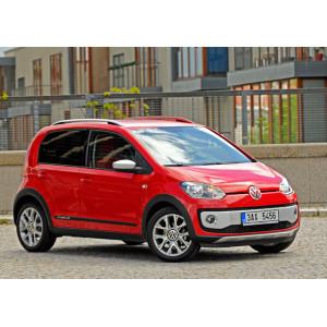 Příčníky Thule WingBar VW Cross UP 2013- s podélníky