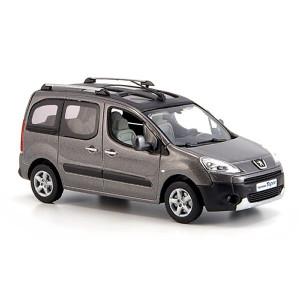 Příčníky Thule WingBar Peugeot Partner Tepee 2008- s podélníky