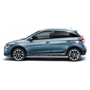 Příčníky Thule WingBar Hyundai i20 Active 2015- s podélníky