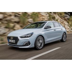 Příčníky Thule Hyundai i30 Fastback 2018- s pevnými body