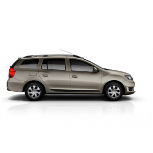Příčníky Thule SmartRack Dacia Logan MCV 2013- s podélníky