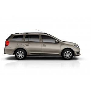 Příčníky Thule SmartRack Alu Dacia Logan MCV 2013- s podélníky