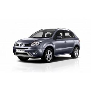 Příčníky Thule SmartRack Alu Renault Koleos 2008-2016 s podélníky