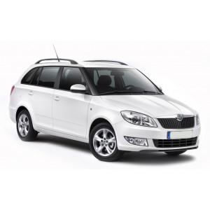 Příčníky Thule SmartRack Škoda Fabia II Combi 2008-2014 s podélníky