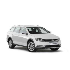 Příčníky Thule SmartRack Alu VW Passat Alltrack 2012-2014 s podélníky