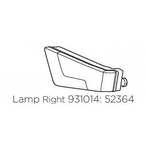 Lampa pravá Thule 52364 pro nosič Thule 931014