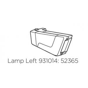 Lampa levá Thule 52365 pro nosič Thule 931014