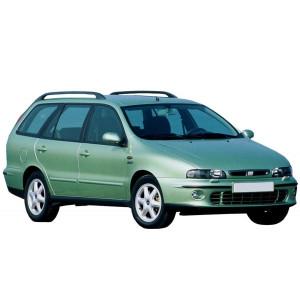 Příčníky Thule WingBar Evo Black Fiat Marea Weekend 1996-2003 s podélníky