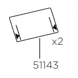 Ochranná nalepovací fólie Thule 51143