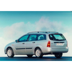 Příčníky Thule WingBar Evo Ford Focus I Combi 1998-2004 s podélníky