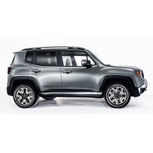 Příčníky Thule WingBar Evo Black Jeep Renegade 2015- s podélníky
