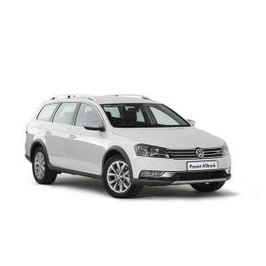 Příčníky Thule Evo VW Passat Alltrack 2012-2014 s podélníky