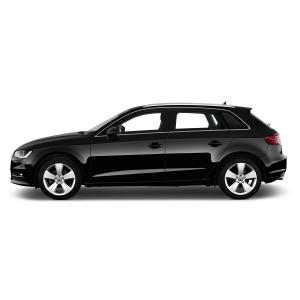 Příčníky Audi A3 Sportback 13- s integrovanými podélníky