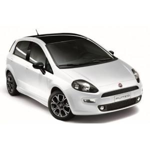 Příčníky Thule Evo Fiat Punto 2012-