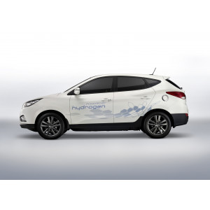 Příčníky Thule WingBar Evo Hyundai ix35 2010-2015