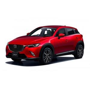 Příčníky Thule Evo Mazda CX-3 2015-